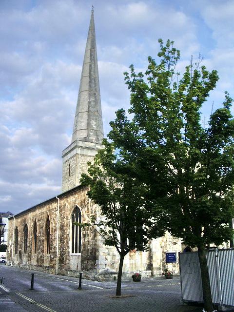 The Parish Church of St Michael, Southampton