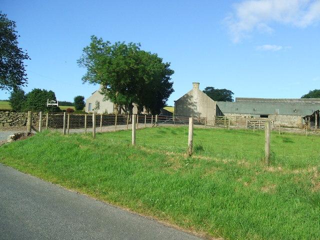 Little Skillymarno Farm