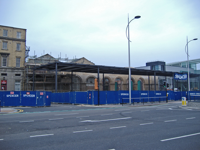 Hull Paragon Station restoration