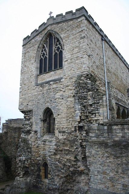 Old Bishop's Palace