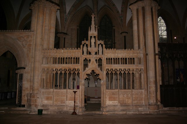 Chanters Chapel Screen