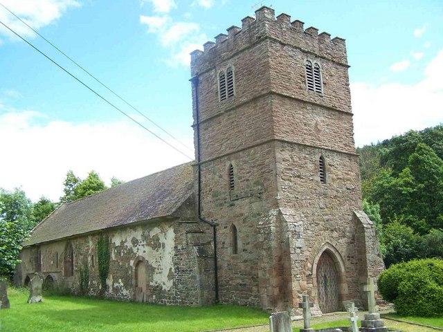 St Catherine, Tugford
