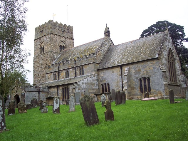 St Matthew's Church, Hutton Buscel