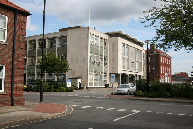 West Lindsey District Council Offices