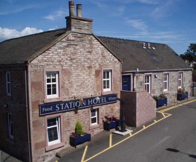 The Station Hotel, Carnoustie