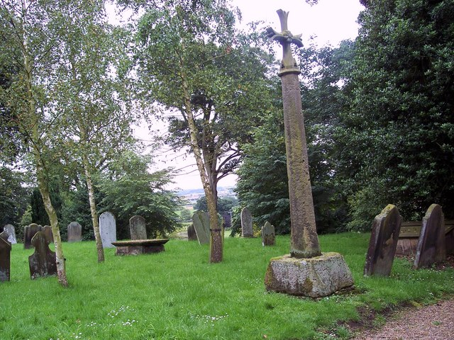 St Matthew's Church, Hutton Buscel - Churchyard