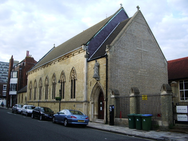 St Joseph's RC Church, Southampton