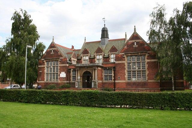 Cobden Street Library