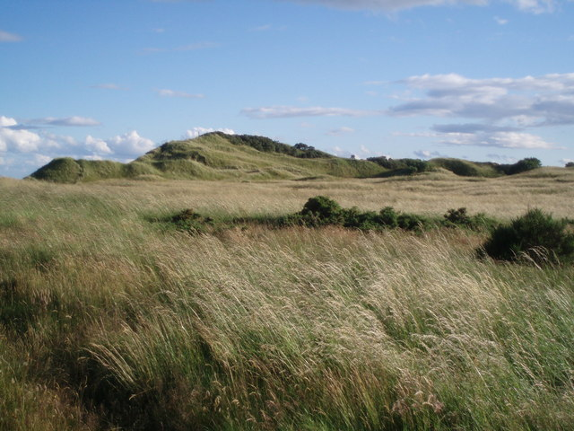 Dunes, Buddon Ness