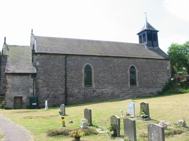St Mary's Church, Calton