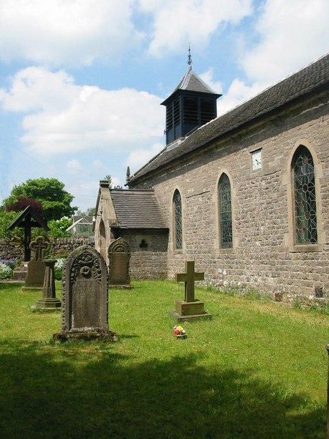 St Mary's Church, Calton