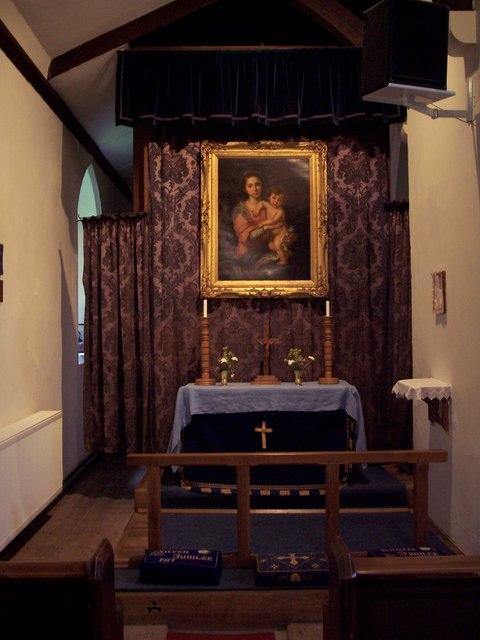St Matthew's Church, Hutton Buscel - South Aisle