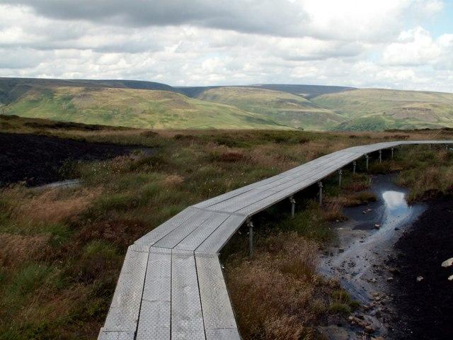 Peaknaze Moor & Walkway