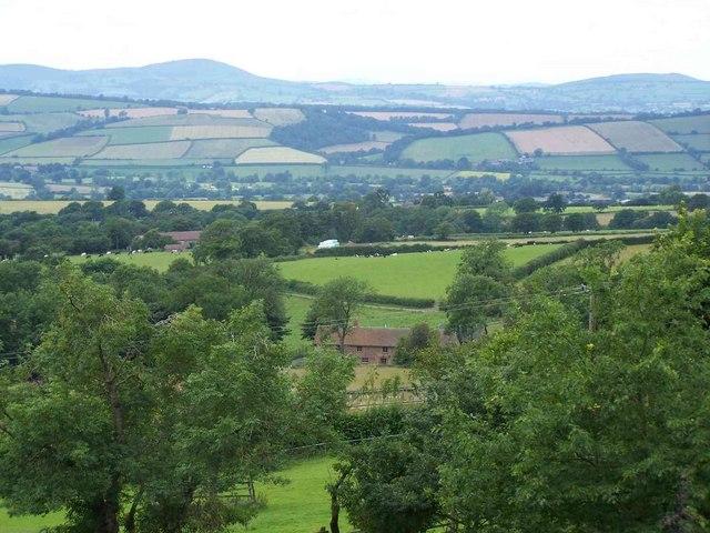 Near Upper Earnstrey