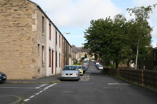 Federation Street, Barnoldswick, Yorkshire