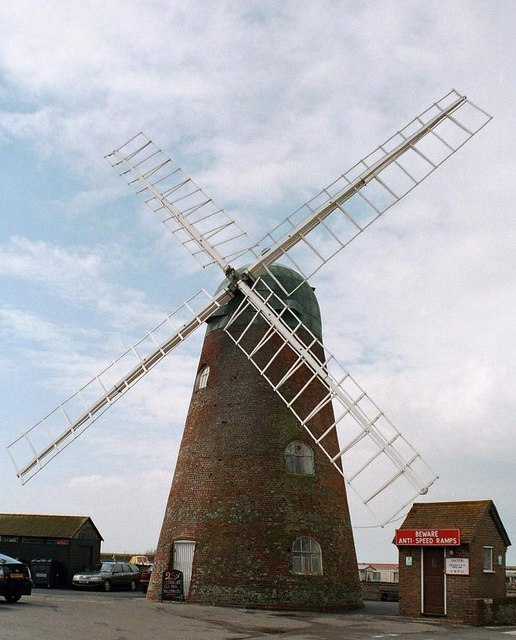 Selsey: windmill