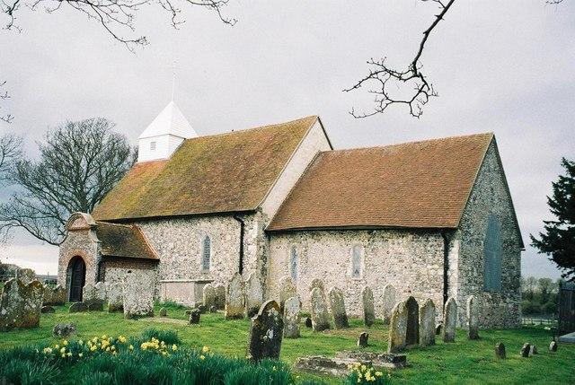 Ford: parish church of St. Andrew