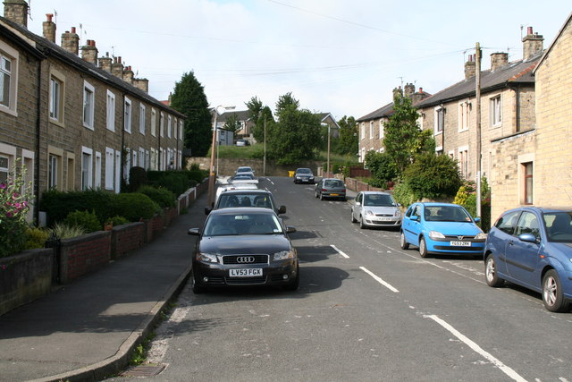 Hollins Road, Barnoldswick