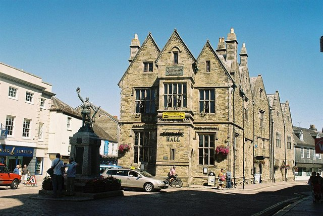 Truro: Coinage Hall