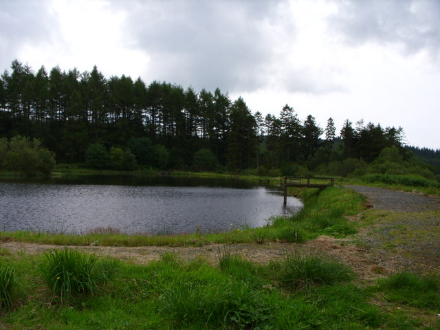 Wee Glenamour Loch
