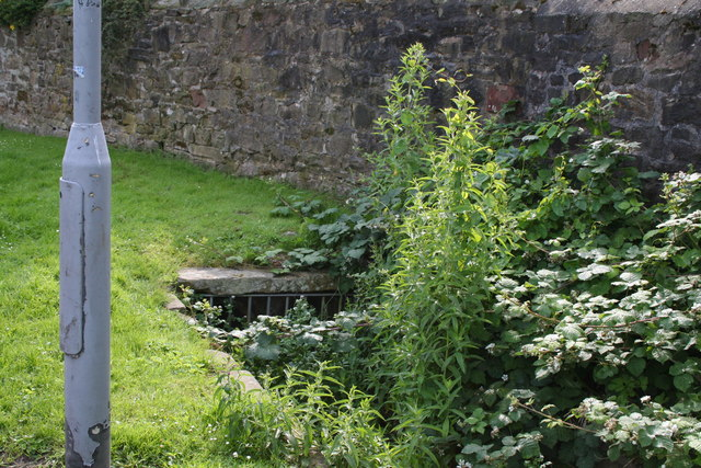 Remains of old mill leat (2)