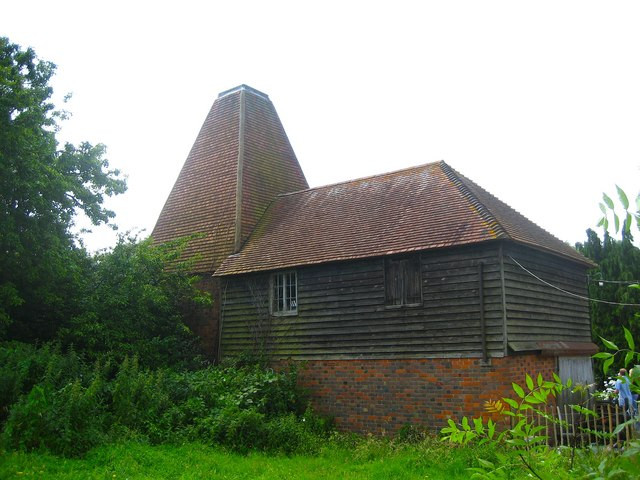 Oast House at Buss Farm, Pluckley Road, Bethersden, Kent