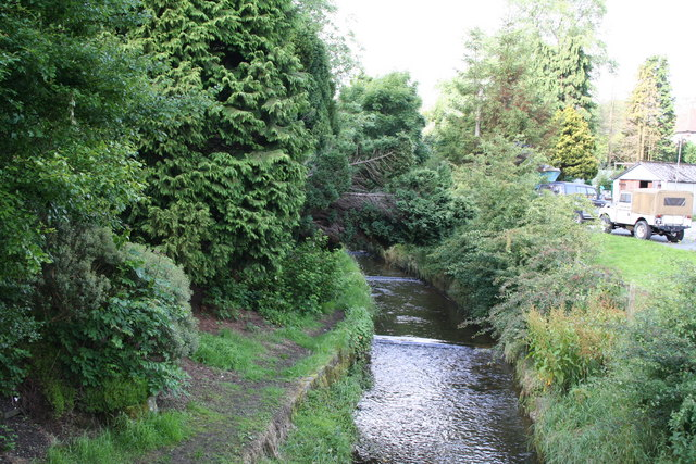 Butts Beck, above Dam Head Bridge, Barnoldswick