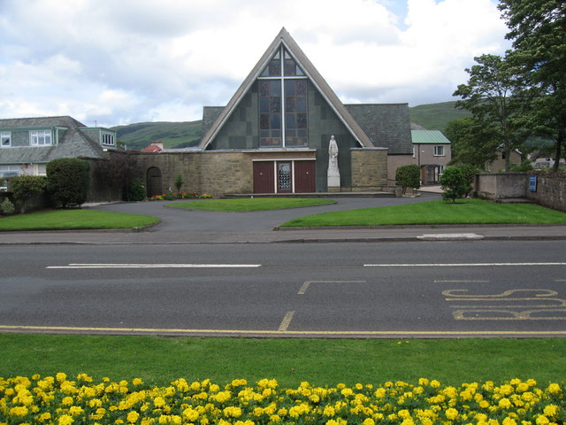 Church, Largs