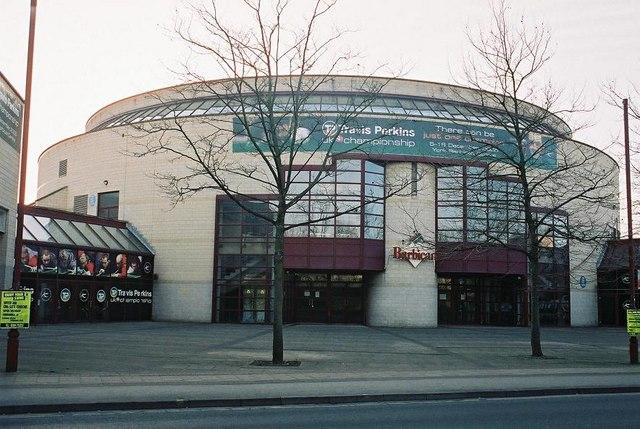 York: Barbican Centre
