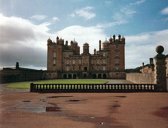 Drumlanrig Castle, Thornhill, Dumfries-shire