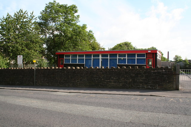 Nursery Department, Gisburn Road Junior School, Barnoldswick