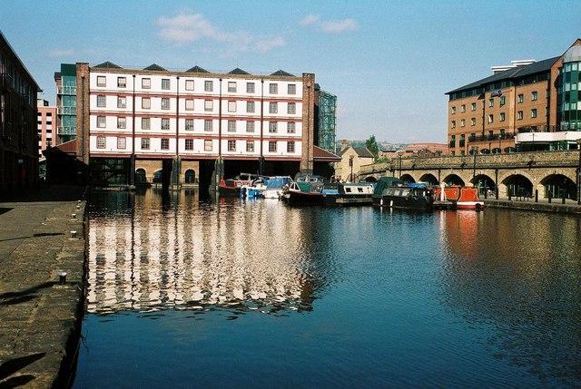 Sheffield: Victoria Quays