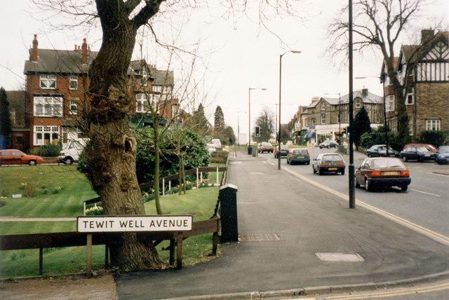 Leeds Road, Harrogate, 1999