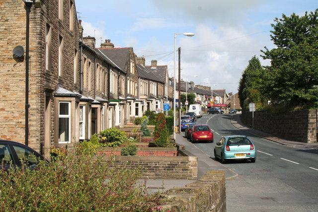 Gisburn Road, Barnoldswick, Yorkshire