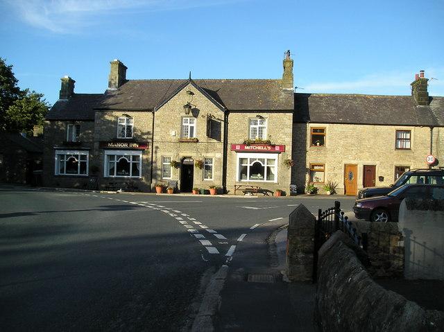 Manor Inn, Cockerham