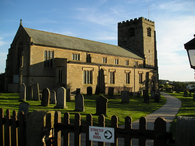 St Michael's Church, Cockerham