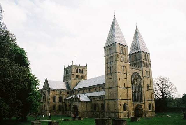 Southwell: cathedral and Parish Church of the Blessed Virgin Mary