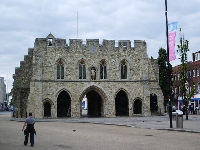 The Bargate, Southampton