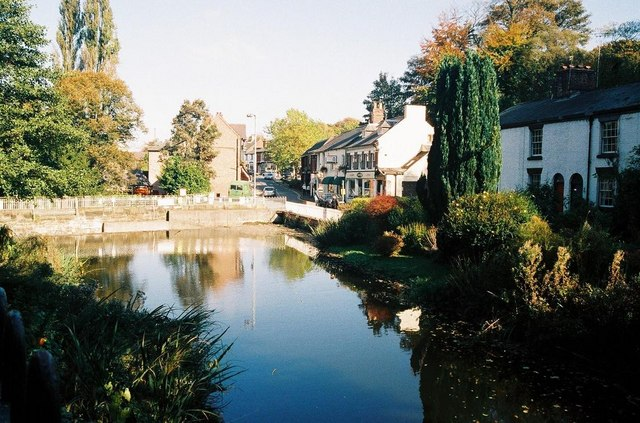 Lymm: The Dingle
