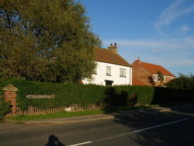 Cowpen Bewley Road