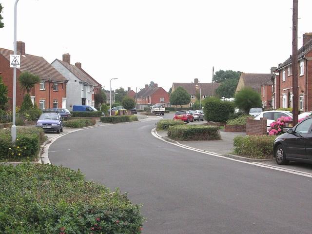 Amethyst Road, Somerford