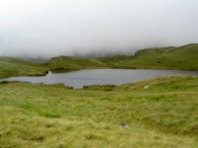 Llynnau  Dyffwys (south lake)