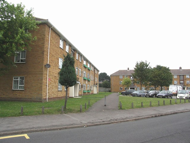 Blocks of Flats at Somerford