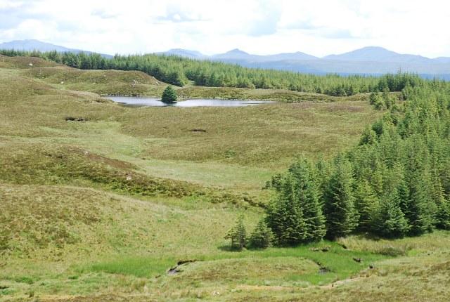 Loch Mhic Dhiarmaid