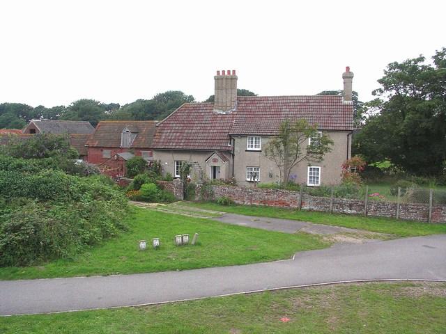 Staple Cross Farm House
