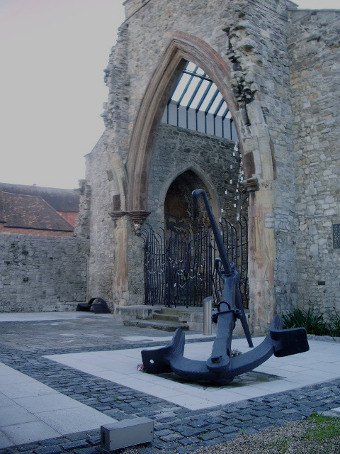 Church of Holyrood, Southampton