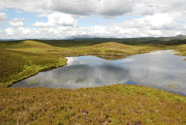 Lochan Dubh Mhuilinn