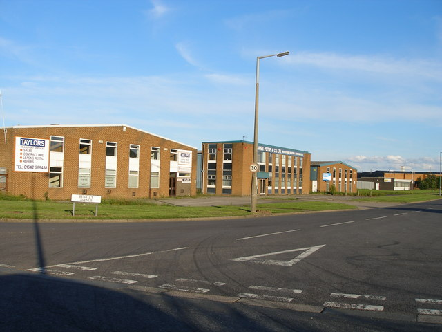 Cowpen Industrial Estate