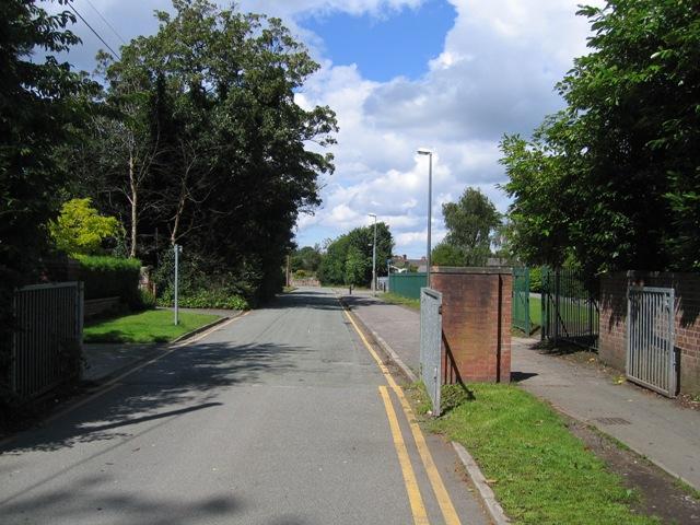 Old Wrexham Road, Handbridge