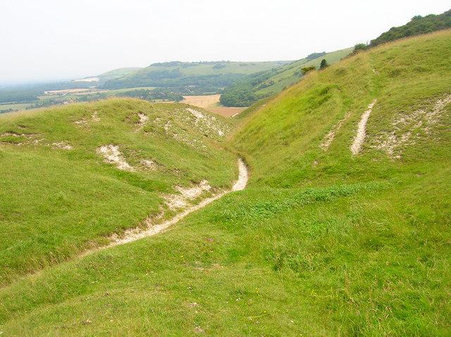 Bridleway to Fulking